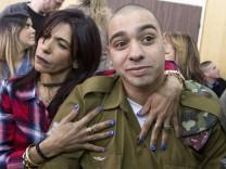 18 Monate Haft für israelischen Soldaten