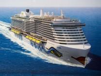 Brennstart zu neuem AIDA-Kreuzfahrtschiff