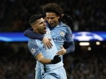 Manchester City - AS Monaco