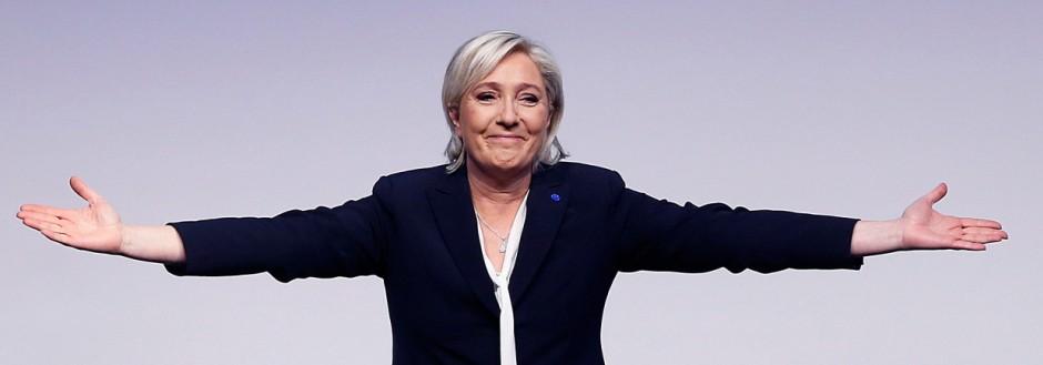 Wahl in Frankreich Russland und der Front National