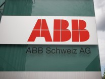 ABB mit Gewinneinbruch im ersten Quartal