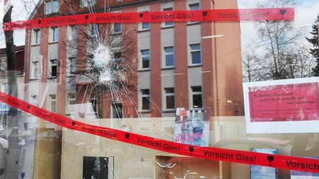 Rechtsextremismus Angriffe in Berlin-Neukölln