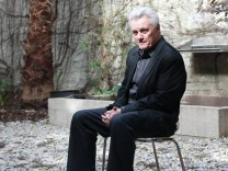 Presentation of latest novel of John Irving