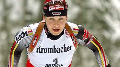 Magdalena Neuner im Porträt