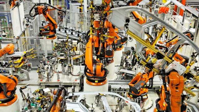 Steuern und Abgaben Robotersteuer