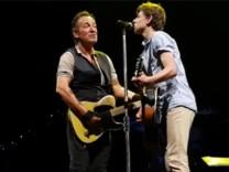 Star und Sänger Duo