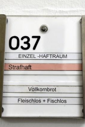 Justizvollzugsanstalt Stadelheim, 2013