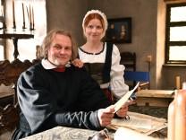 'Katharina Luther' - Dreharbeiten