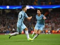 Champions League: Manchester City vs AS Monaco 5:3