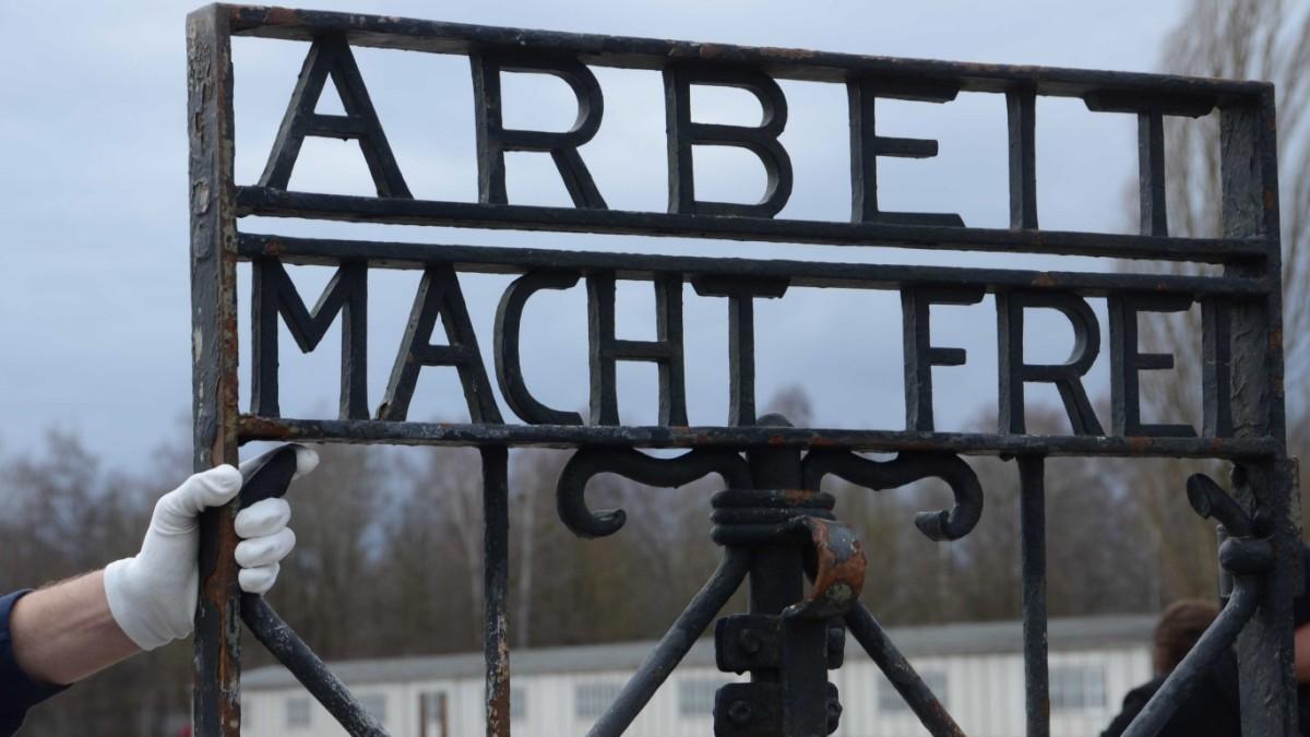 Gedenkstatte Ein Grosser Tag Dachau Suddeutsche De