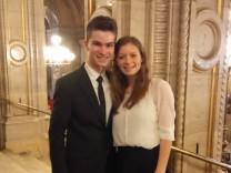 Stefanie Jodl und Andreas  Hastreiter Opernball