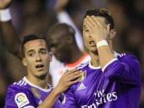 Cristiano Ronaldo, Lucas Vazquez