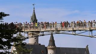 Restaurierte Marienbrücke