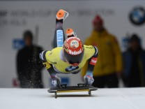 BMW IBSF World Cup Innsbruck - Day 1