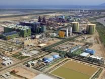 Thyssenkrupp verkauft brasilianisches Stahlwerk