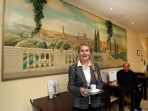 Das neue Horizont-Café; Neu in Krailling