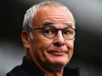 FILE - Leicester City Sack Manager Claudio Ranieri 9 Months After Winning The Premier League title