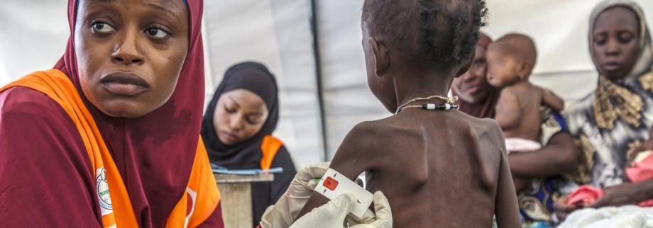 Hungersnot in Nigeria