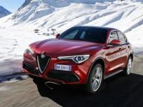 Der neue Alfa Romeo Stevio