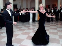 July 15 2013 Washington DC United States of America Diana Princess of Wales dances with acto