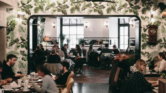 Samstagsküche Israelische Trend-Küche in Berlin