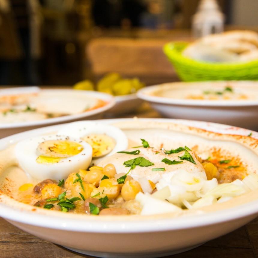 israelische trend-küche in berlin - hip, aber herzlich - stil