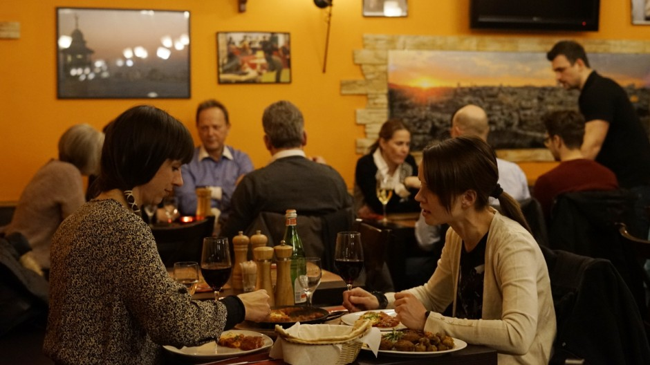 München ist die deutsche Hauptstadt der Food-Blogger