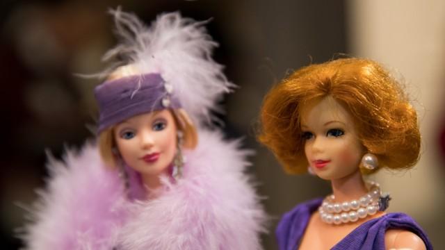Forscher untersuchen Alterung der Barbie