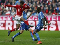 German Bundesliga - Bayern Munich v Hamburger SV