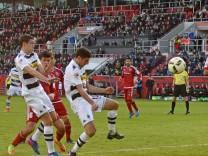26.02.2017,  Fussball 1.Liga 2016/17,  Ingolstadt - Gladbach
