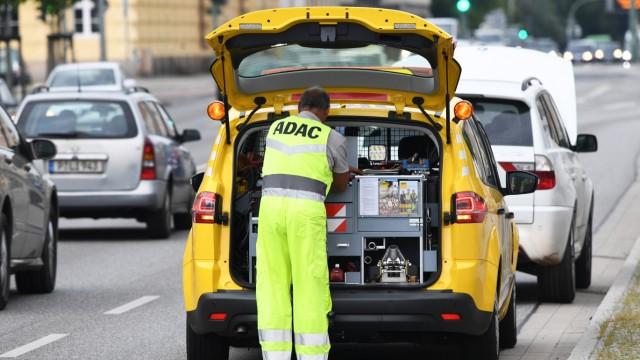 Mehr als vier Millionen ADAC-Einsätze 2016