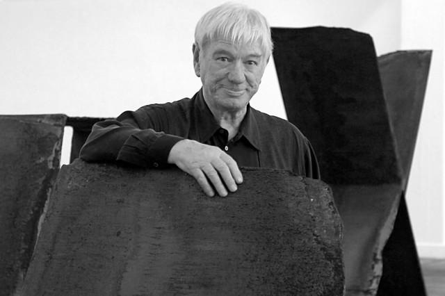 Künstler Alf Lechner feiert 80. Geburtstag; Lechner