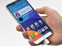 Neues LGG6: Mehr Display statt Modulbauweise