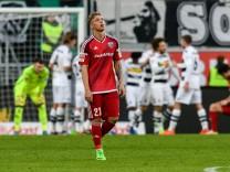 FC Ingolstadt 04 - Borussia Mönchengladbach