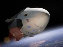Die USA melden sich in bemannter Raumfahrt zurück