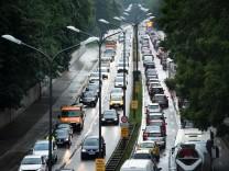 Studie:München ist deutsche Stau-Hauptstadt