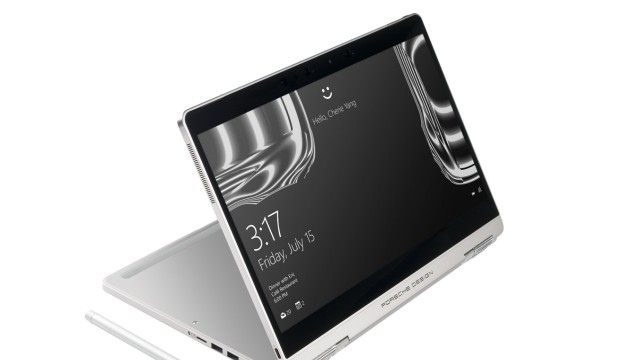 Porsche Design; Das Porsche Design Book One Laptop/Tablet