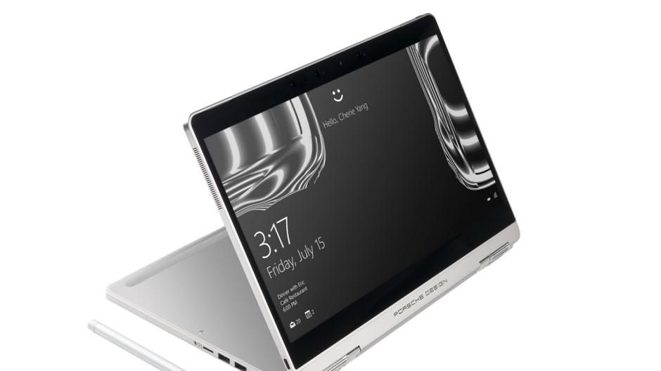 Porsche Design; Das Porsche Design Book One Laptop/Tablet