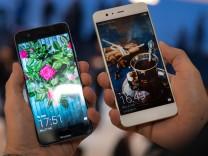 Huawei P10 und P10 Plus: Oberklasse für Foto-Fans
