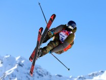 Around the Games: Day 0 - 2014 Winter Olympic Games; ambuehl