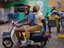 The Wider Image: Ghana's Millennial Avant-Garde