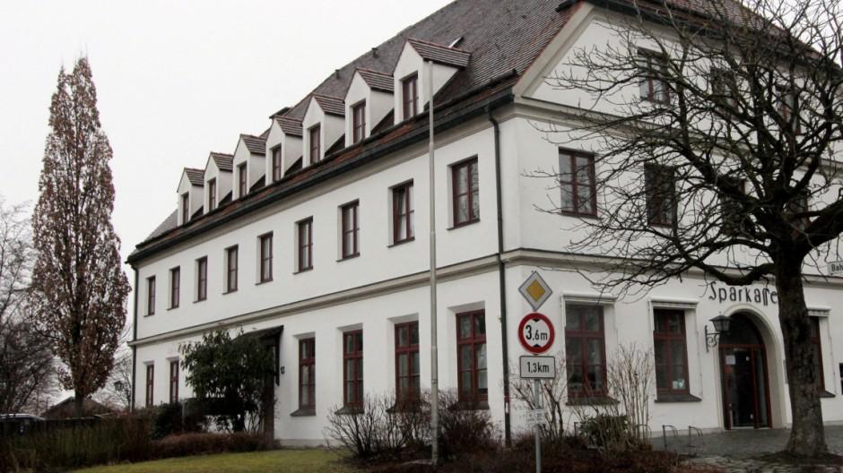 Rott a. Inn Kaltwintergarten