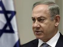 Benjamin Netanjahu, Israel