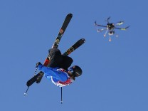 Winter X-Drones