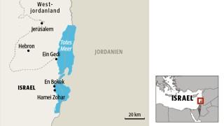 Israel Tourismus in Israel