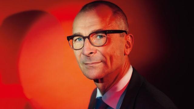 Volker Beck Porträt über Volker Beck