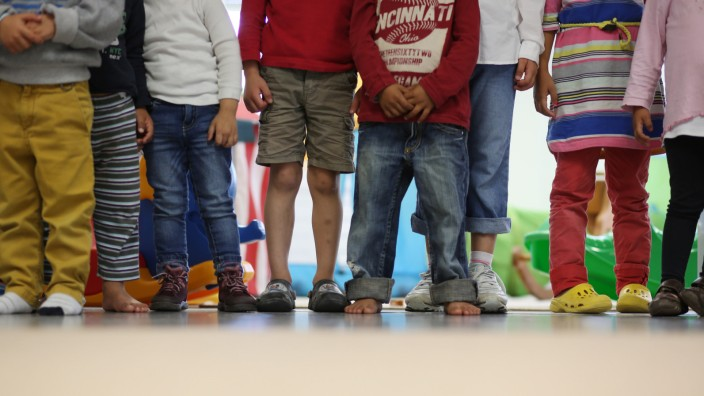 Kita-Platz für Flüchtlingskinder in Thüringen
