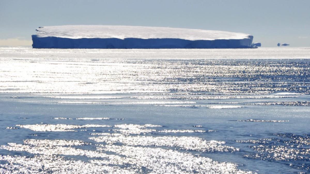 Negativrekord am Südpol