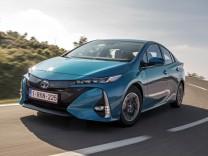 Der neue Toyota Prius Plug-in-Hybrid