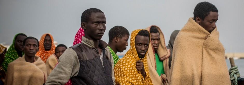 Flüchtlingspolitik Nordafrika
